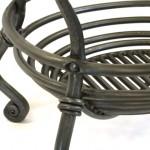 fire basket detail