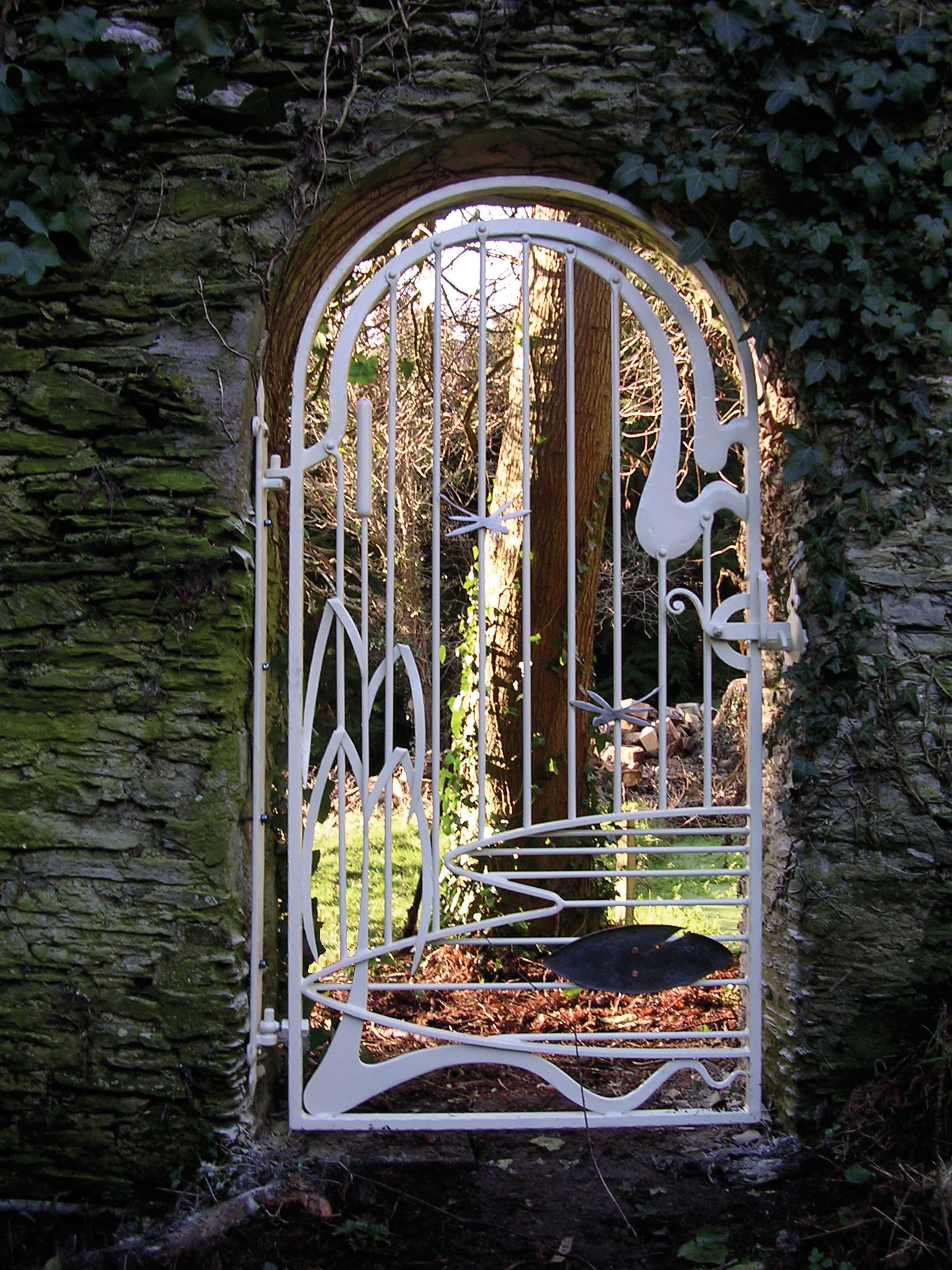 gate at Weredown
