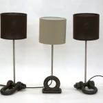 3 x table lights