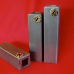 Stainless steel moneyboxes